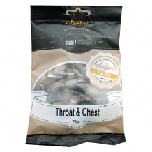 Stockleys Sugar Free Throat & Chest 70g